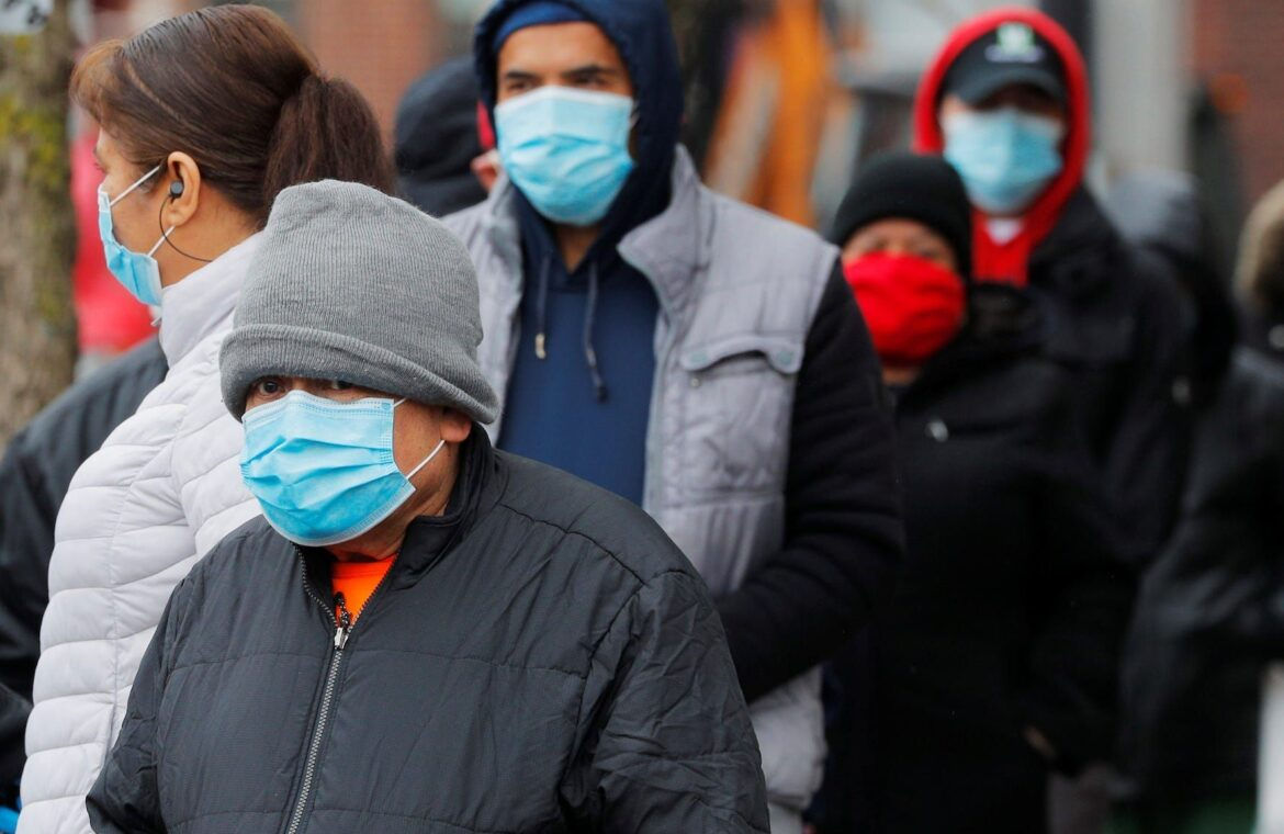 Americans could be staring down the worst public health crisis in recent history if COVID 19 rages on into the flu season, CDC warns