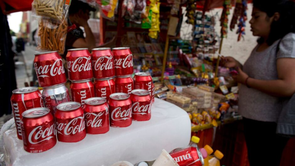 Soda or 'bottled poison'? Mexico finds a COVID 19 villain in sugary drinks