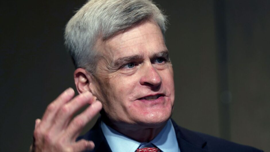 Sen. Cassidy tests positive for virus, has COVID 19 symptoms