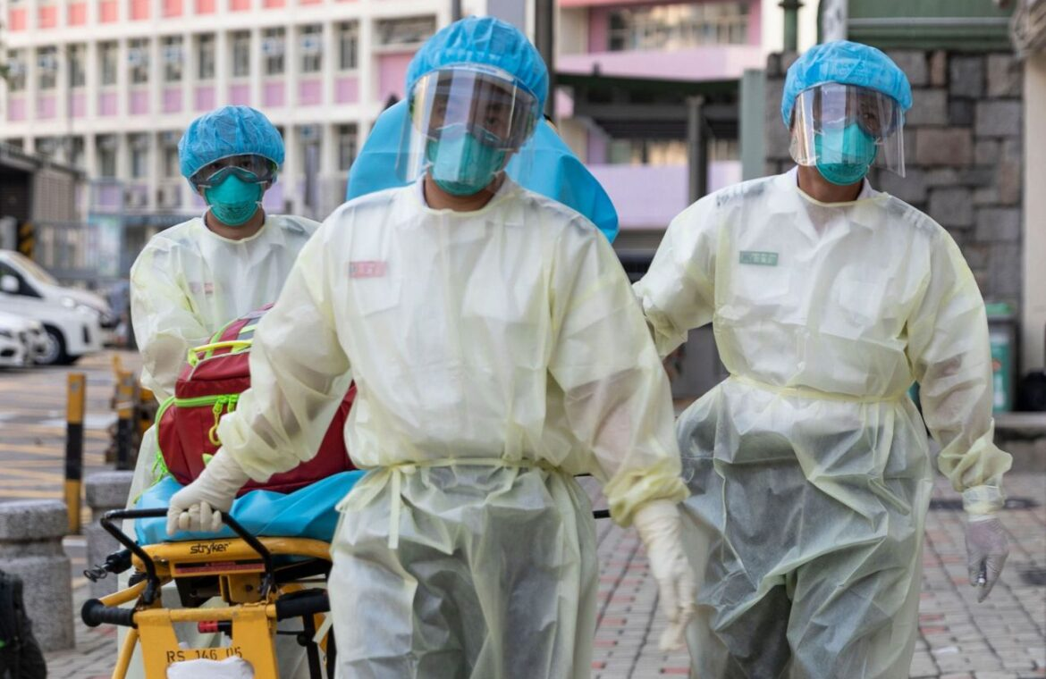 Hong Kong man becomes first patient to be reinfected with coronavirus, researchers say