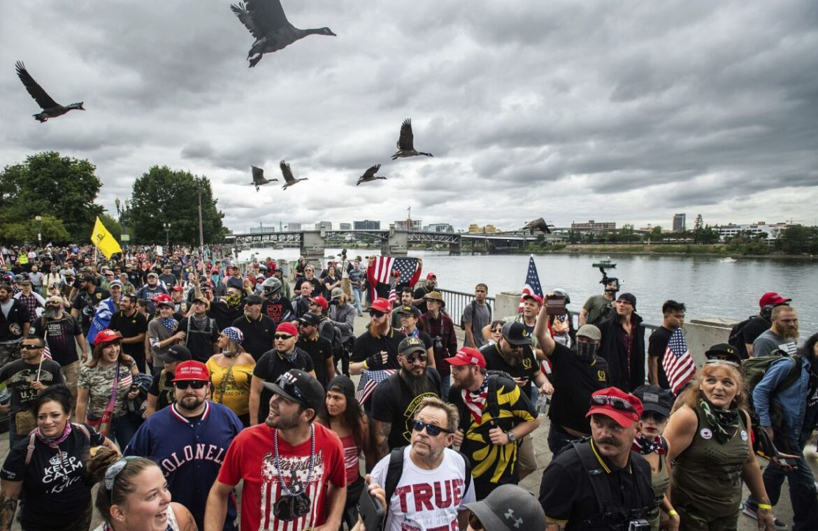 Portland denies permit for right wing rally, cites COVID 19