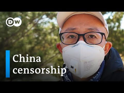 Coronavirus cover up sparks calls for free speech in China | DW News
