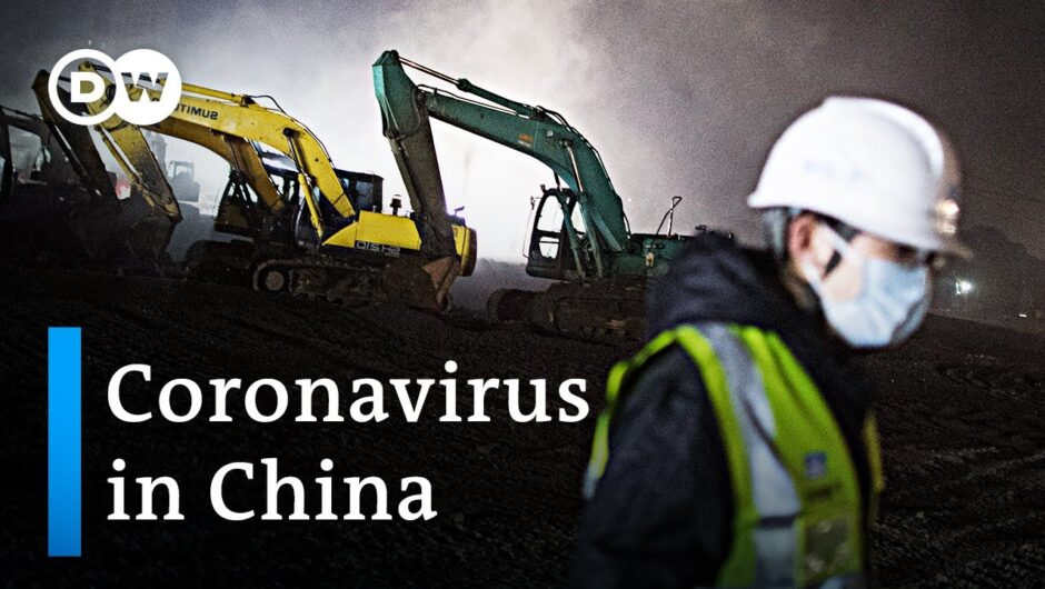 China expects coronavirus outbreak to accelerate | DW News