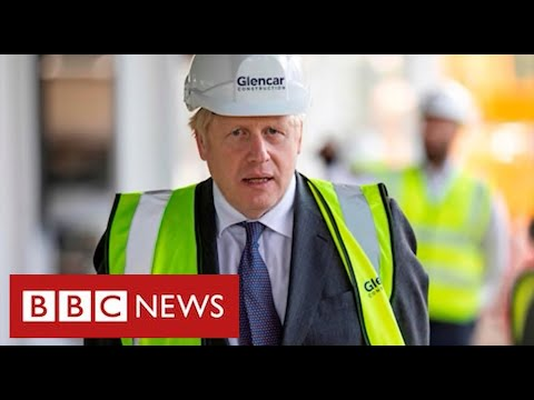 Boris Johnson warns of second wave of pandemic and tighter lockdown across England   BBC News
