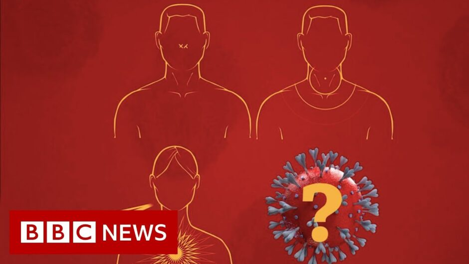 A cold, flu or coronavirus   which one do I have?   BBC News