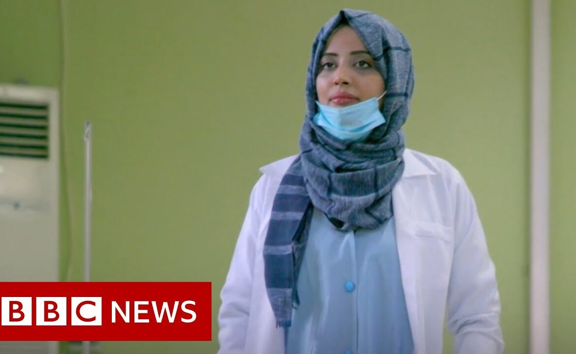 Covid in Yemen: the city where all the hospitals shut   except one   BBC News