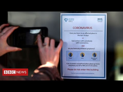 New coronavirus restrictions introduced in parts of Scotland   BBC News