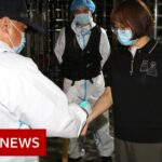 China has no domestic cases of coronavirus but lockdown in Xinjiang continues   BBC News