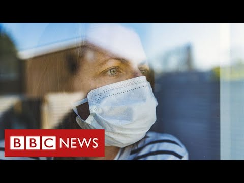 Levels of depression have doubled during coronavirus pandemic   BBC News