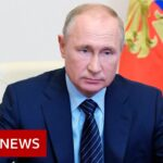Coronavirus: Putin says vaccine has been approved for use   BBC News