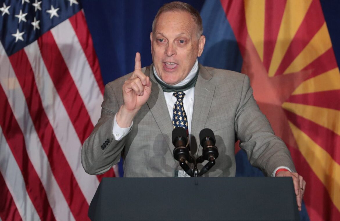Republican Rep. Andy Biggs tweets against wearing masks, gives other questionable COVID 19 advice
