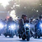 Tens of thousands of motorcycle enthusiasts traveled to the Lake of the Ozarks for a bike rally weeks after a similar event in Sturgis was linked to COVID 19 cases in 8 states
