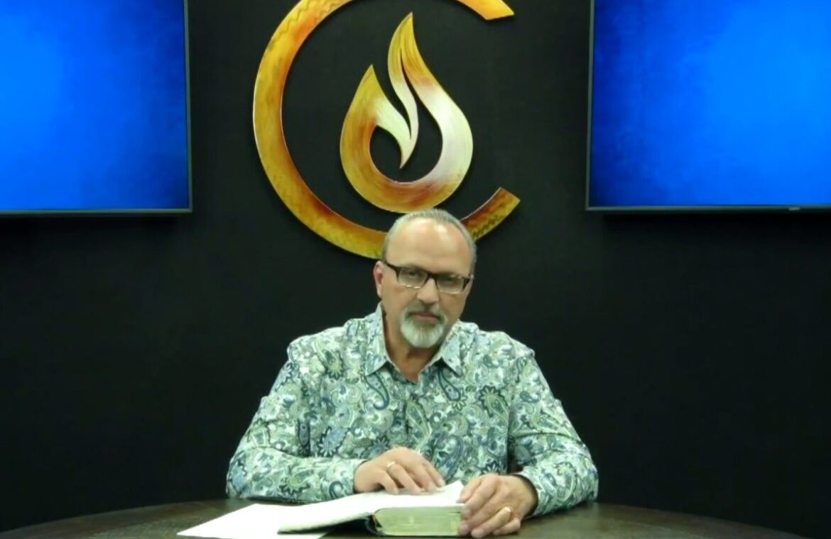 Idaho pastor who called himself 'no masker' in intensive care with Covid 19
