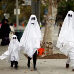 Trick or treating banned in Los Angeles after study finds half a million US children have had coronavirus