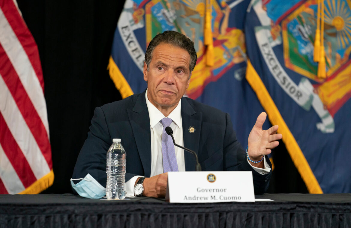Cuomo admin. accused of stonewall over COVID 19 nursing home deaths