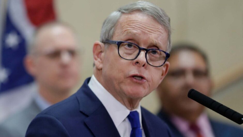 Ohio governor forced to deny rumors of 'coronavirus camps' as unfounded conspiracy theories go viral