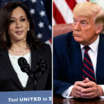 Kamala Harris says she wouldn't take Trump's word about a COVID 19 vaccine