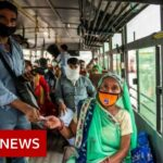 Coronavirus: India becomes third country to pass two million cases   BBC News