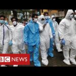 India facing coronavirus crisis with healthcare facilities under huge pressure   BBC News