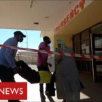 South Africa endures coronavirus crisis as health services collapse    BBC News