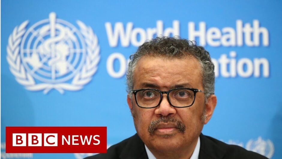 Coronavirus: Nations heading in wrong direction with Covid 19, says WHO   BBC News