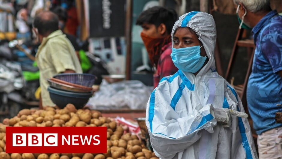 Coronavirus: India overtakes Russia in Covid 19 cases   BBC News