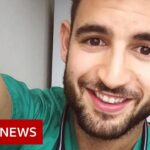 From coronavirus doctor to Mr Gay World   BBC News