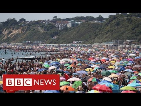 """Coronavirus warning after """"major incident"""" declared in Bournemouth   BBC News"""