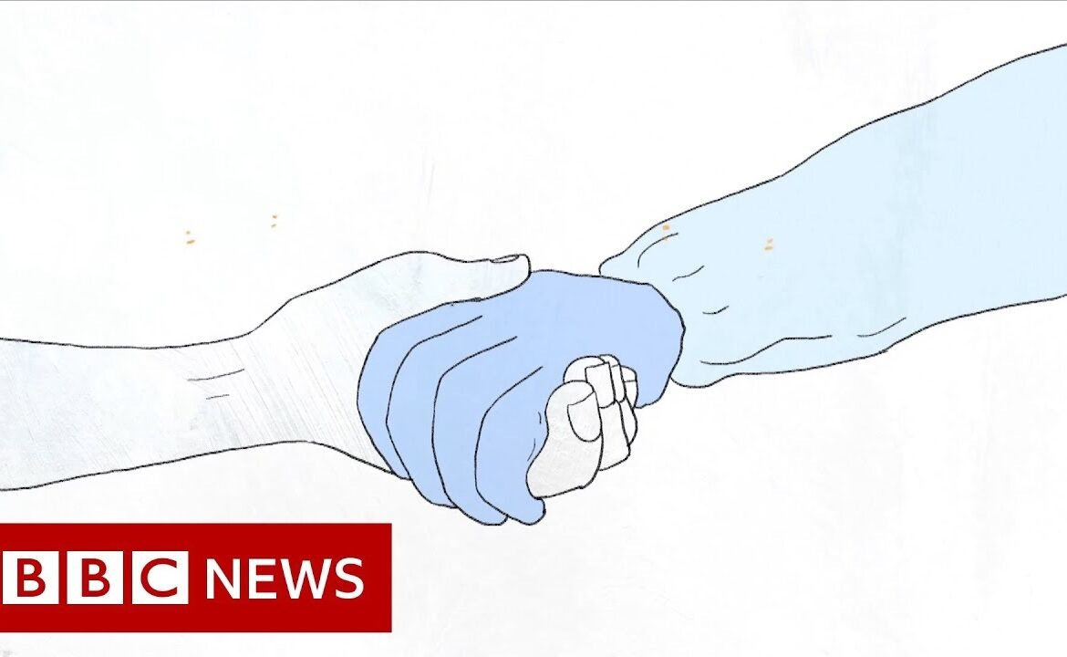 How has coronavirus changed how doctors deal with death?   BBC News