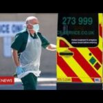 Coronavirus deaths in UK at lowest level since lockdown began in March   BBC News