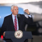 Two advisers for VP Mike Pence test positive for COVID 19