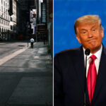 Trump says NYC became 'ghost town' under COVID 19 shutdowns