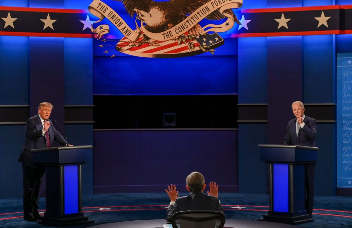Poll after poll suggests Trump's chances of defeating Biden are rapidly dwindling after the first debate and the president's COVID 19 diagnosis