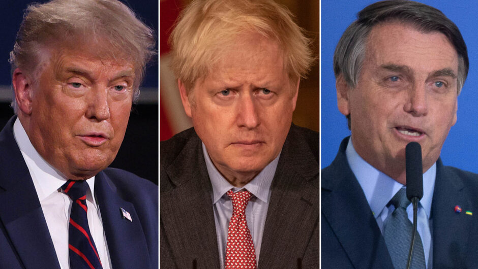 Donald Trump joins list of world leaders to test positive for COVID 19
