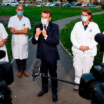 Emmanuel Macron predicts nine more months of COVID 19 agony