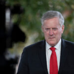 WH Chief of Staff Mark Meadows says we won't control COVID 19