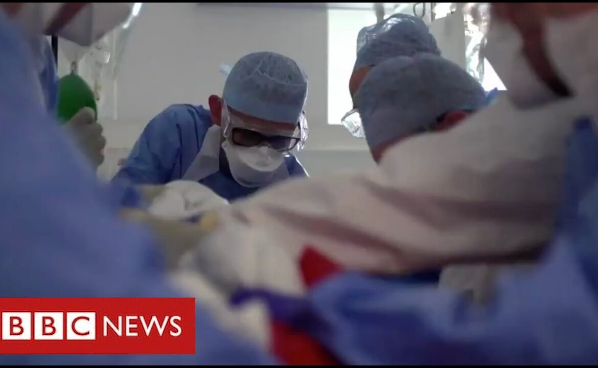 Coronavirus frontline: the fight to save lives in one of London's poorest communities  BBC News