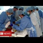 Coronavirus frontline: doctors fear second wave of infections   BBC News