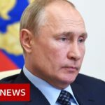 Putin: Russia passed the peak of coronavirus infection   BBC News