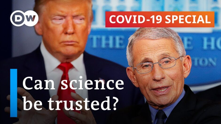Does science have a coronavirus communication problem | COVID 19 Special