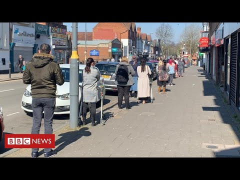 Coronavirus: hopes for most shops in England to reopen in June   BBC News