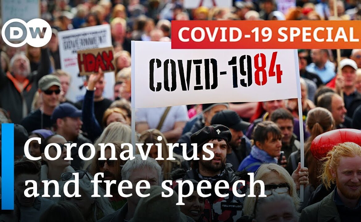 How coronavirus misinformation is used to curb free speech | Covid 19 Special