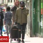 Coronavirus: the worst death rate in one of London's poorest boroughs   BBC News