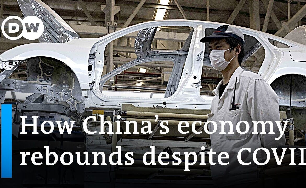 China and the Coronavirus: From Superspreader Nation to Economic Winner?   To the point