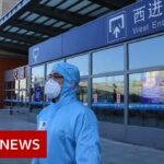 Coronavirus: New coronavirus clusters have been reported in China   BBC News