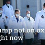 Trump's doctor gives COVID update   DW News