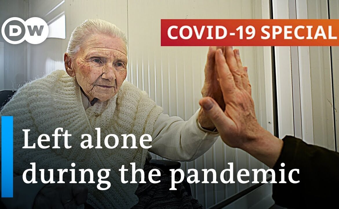 How the coronavirus pandemic challenges dementia patients and nurses | COVID 19 Update
