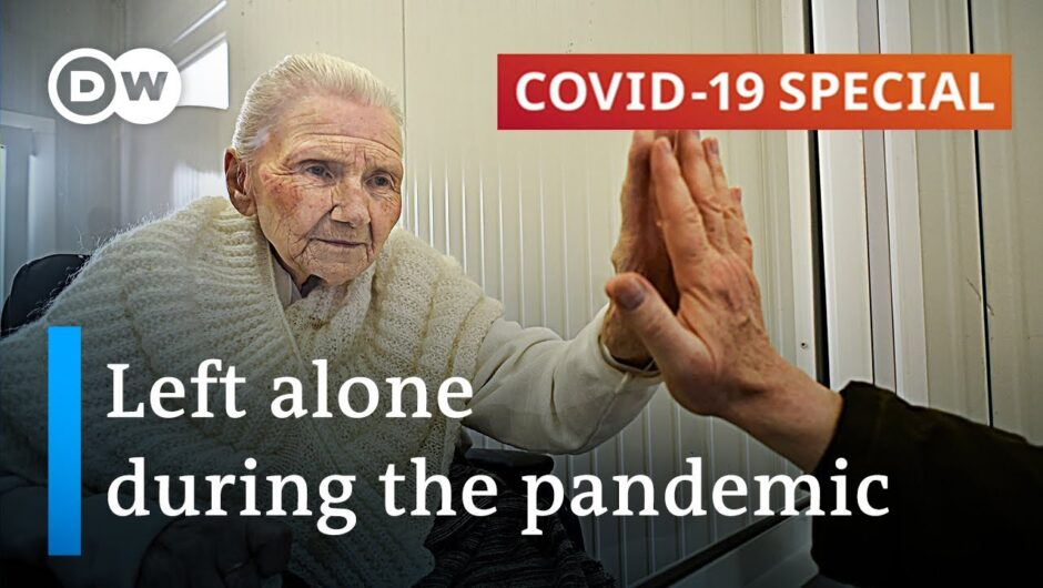 How the coronavirus pandemic challenges dementia patients and nurses   COVID 19 Update