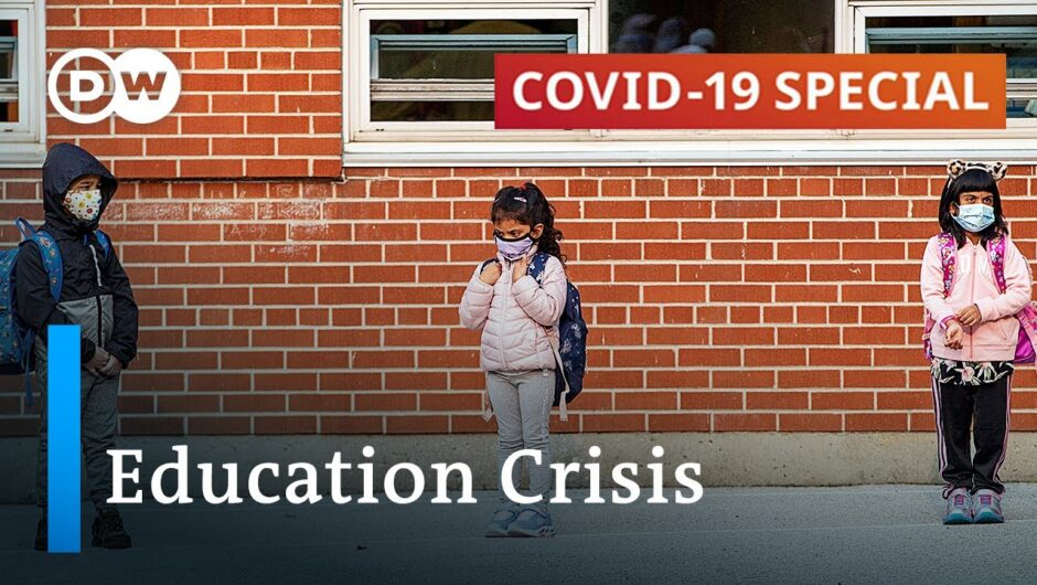 How coronavirus lockdowns disrupted education systems worldwide | COVID 19 Special