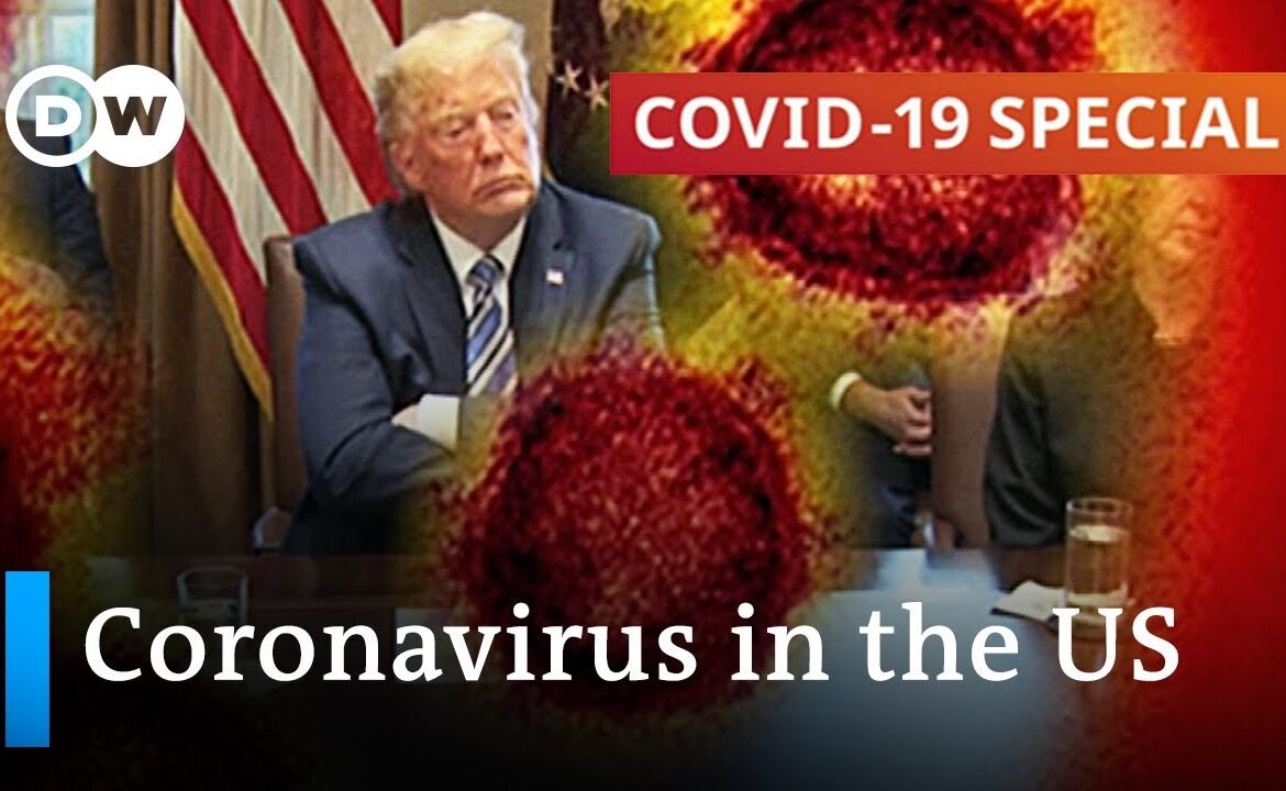America first: US leads in coronavirus infections and deaths | COVID 19 Special